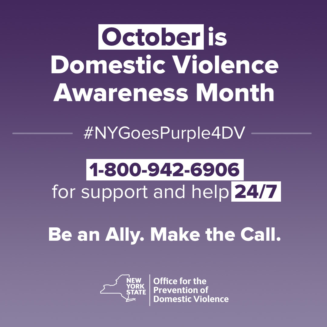 abuse awareness month