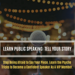 Public Speaking Bonus Course