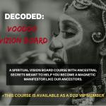 VooDoo Vizion Board Course
